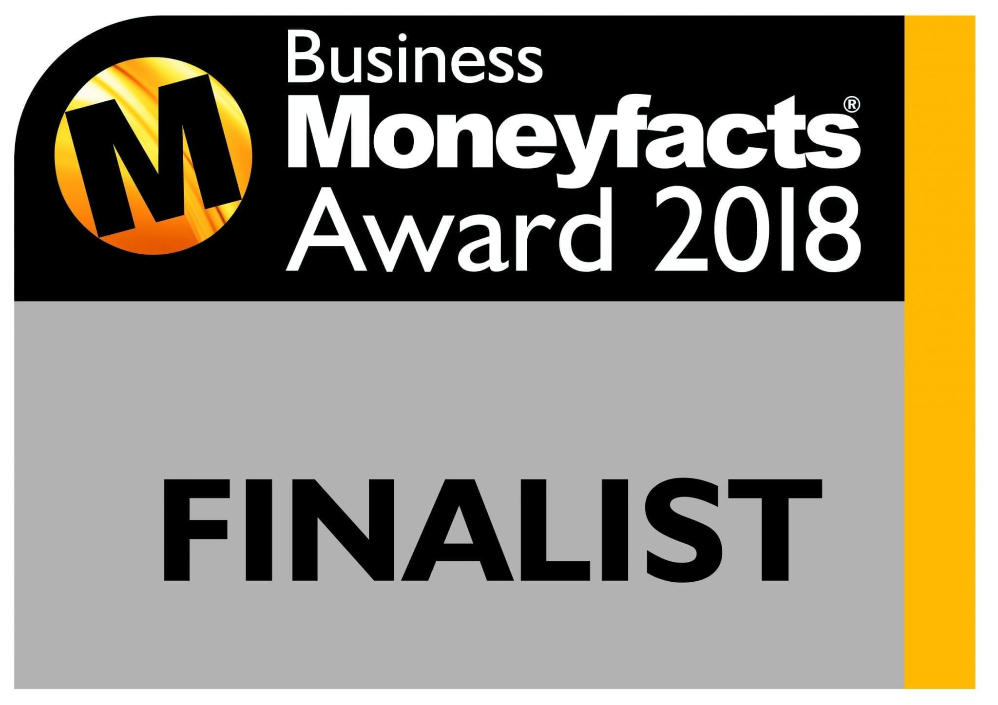 Commercial Finance - BMF Finalist 2018