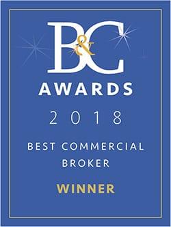 Commercial Finance - B&C Award 2018