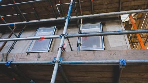 House build development finance
